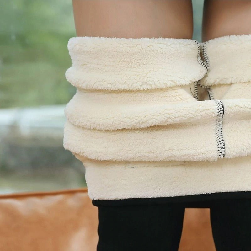 Sherpa Fleece Leggings Sherpa Fleece Leggings - Soo FluffyCLOTHING & ACCESSORIES Soo Fluffy