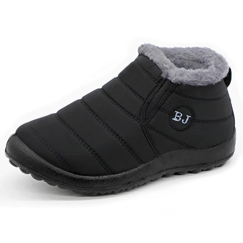 Mila Non-Slip Winter Boot (LOW) Mila Non-Slip Winter Boot (LOW) - Soo FluffySHOES Soo Fluffy