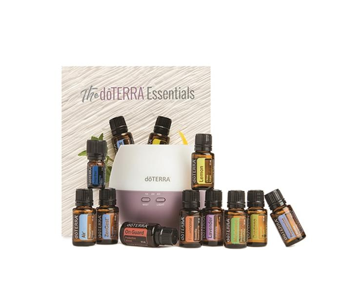 KIT HOME ESSENTIEL doTERRA