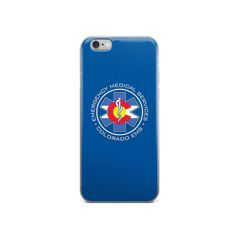 Colorado EMS iPhone case