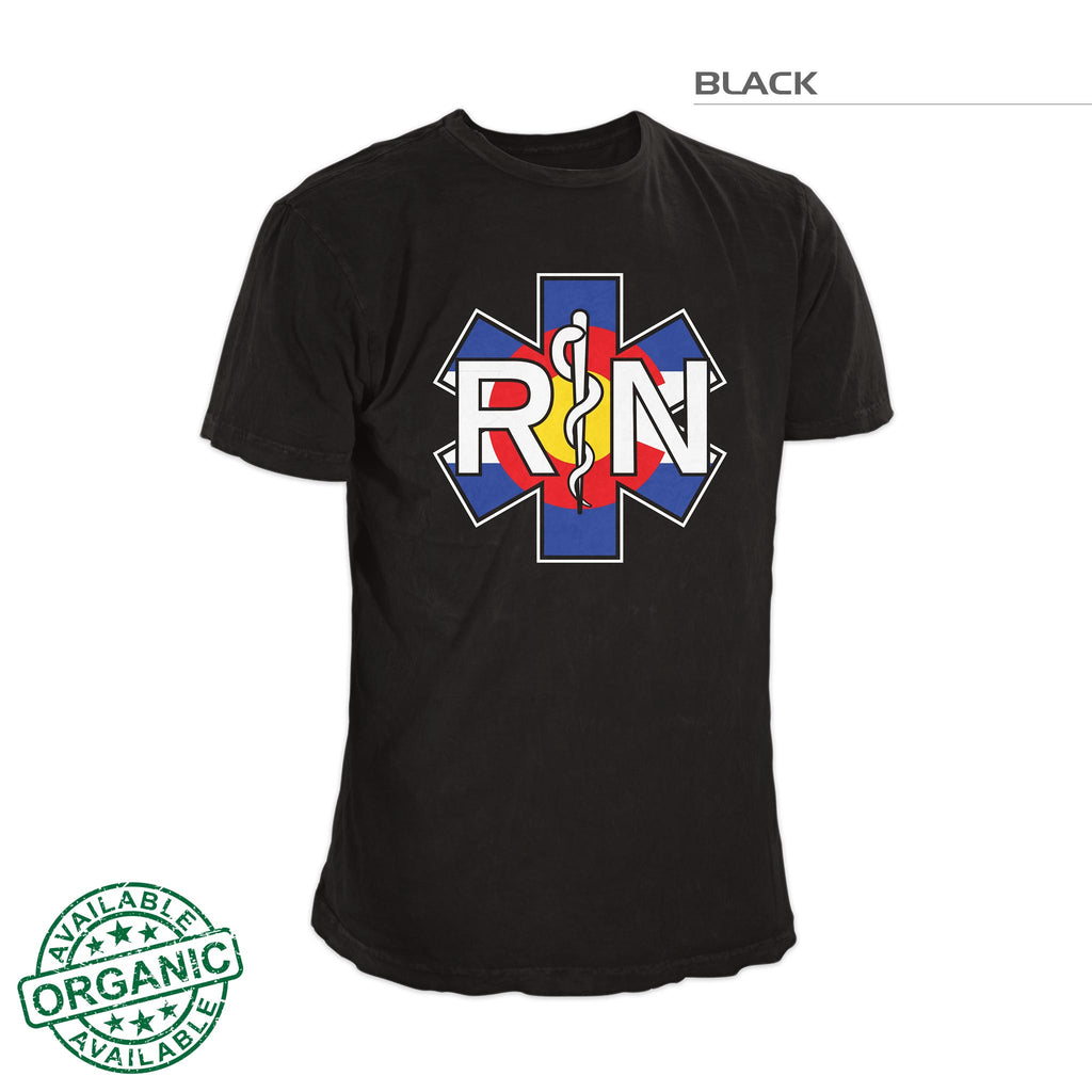 Colorado RN Shirt – Black