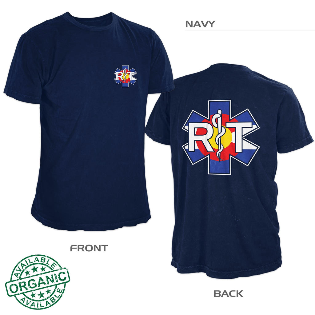 Colorado RT Shirt – Navy Blue