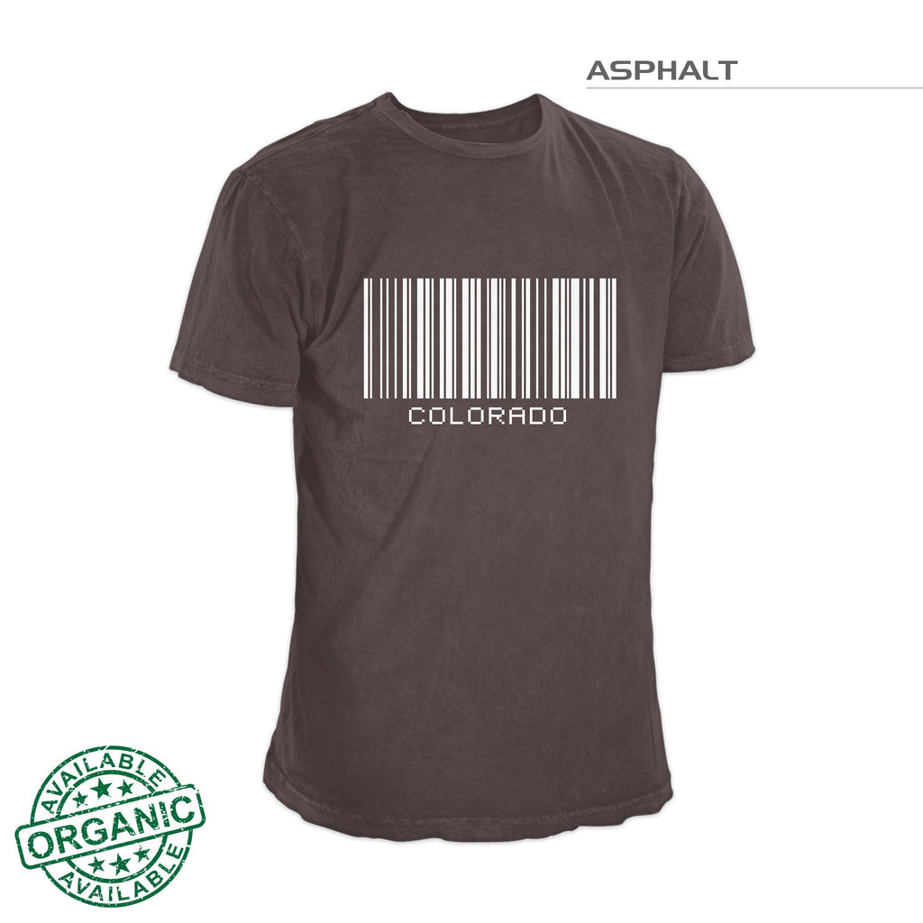 Colorado Barcode Shirt