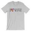 I Love Colorado Wine Shirt