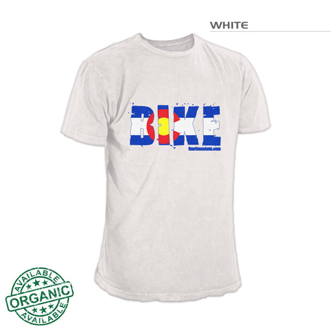 Colorado Flag Bike Shirt
