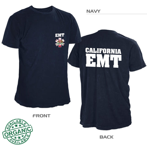 California EMT Shirt