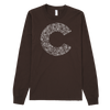 Colorado Backpacking / Camping Shirt — Brown