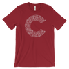 Colorado Camping / Backpacking Shirt — Red