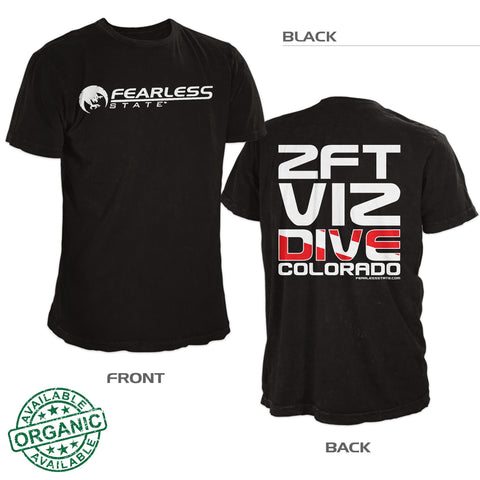 2 FT VIZ Colorado Dive Shirt