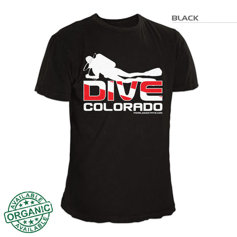Colorado Scuba Diver Shirt