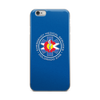 EMS iPhone Case Blue