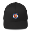 Colorado Flag Medic Hat Black