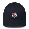 Colorado Flag Medic Hat Dark Navy