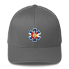 Colorado Flag Medic Hat Gray
