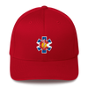 Colorado Flag Medic Hat Red