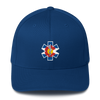Colorado Flag Medic Hat Royal Blue