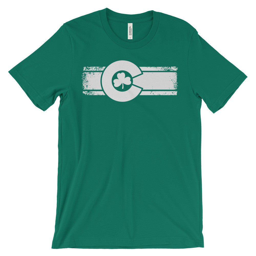 St. Patrick's Day Colorado Shirt