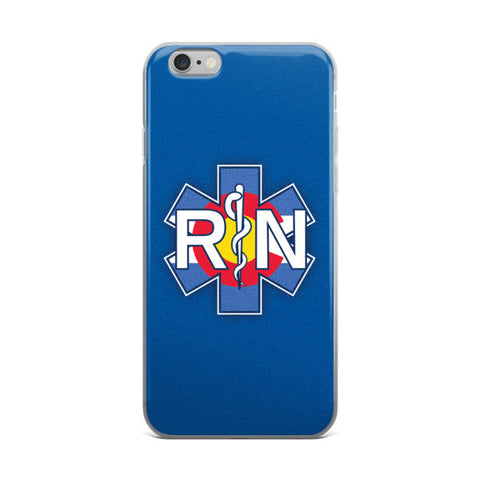 Colorado RN iPhone case