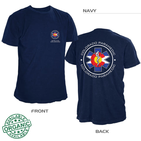 Colorado Paramedic Shirt