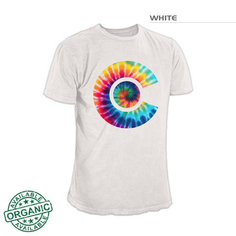 Colorado Tie Dye Shirt