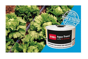 Aqua-Traxx Premium Drip Tape with PBX Advantage