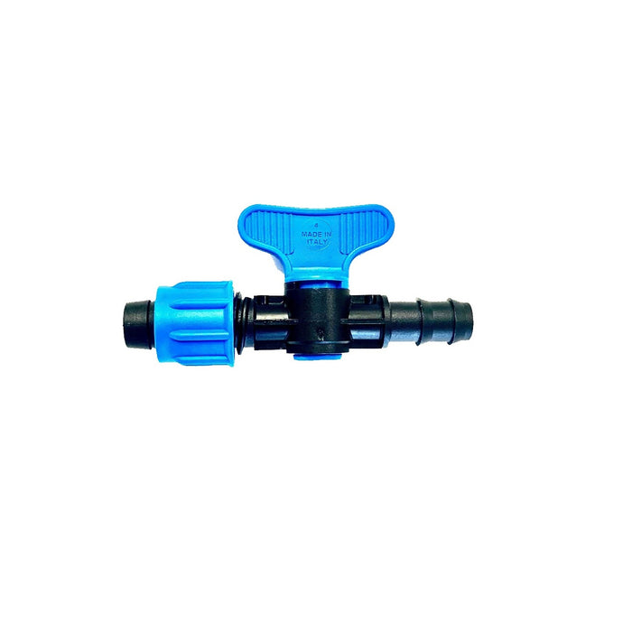 Toro Aqua-Traxx 16mm Drip x 16mm Tape In-Line Tap