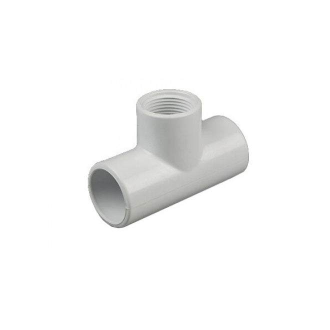 Spears 400 Series PVC Faucet Tee