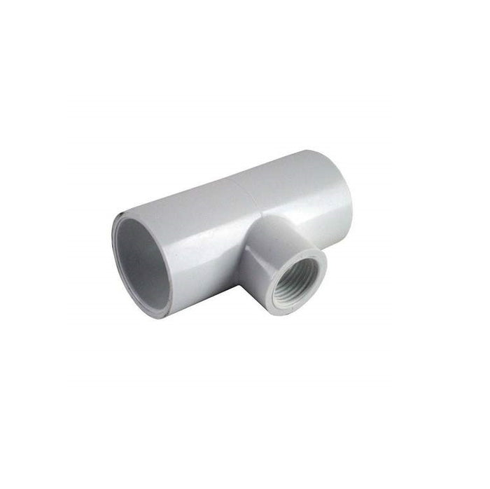 Spears 400 series PVC Faucet Reducing Tee