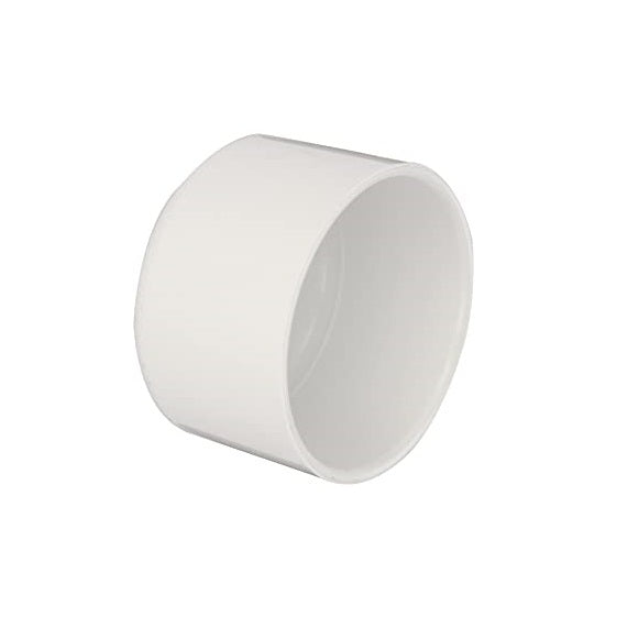 Spears 400 Series PVC Plain End Cap
