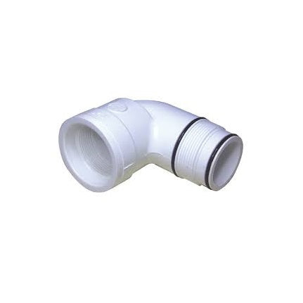 "Dura 1.5"" Swing Joint Top Elbow (BSP Thread)"