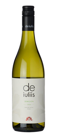 De Iuliis Hunter Valley Semillon 2013