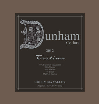 Dunham Cellars Trutina 2012