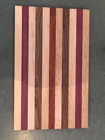 Handcrafted Cutting Board- 11 x 17.5""