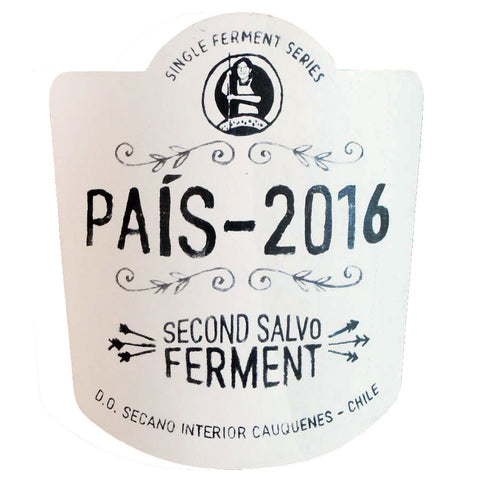 Garage Wine Co. Pais 2016