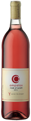 Ampelos Rose of Syrah 2016