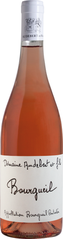 Audebert Bourgueil Rose 2017