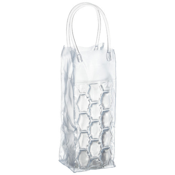 Vino Chill Bottle Bag- Clear