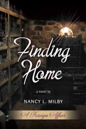 Finding Home- a novel by Nancy L. Milby