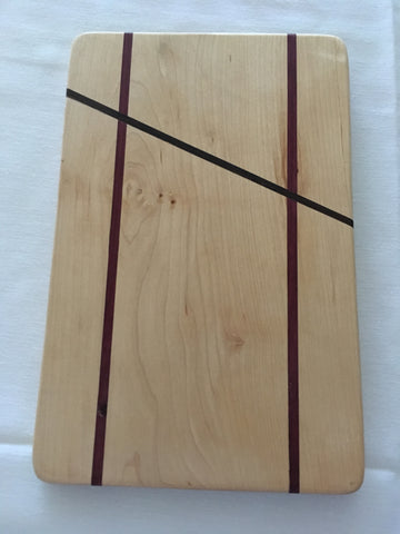 "Handcrafted Cutting Board- 11.5"" x 7.25"""
