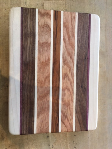 Handcrafted Cutting Board- 7.5 x 10""