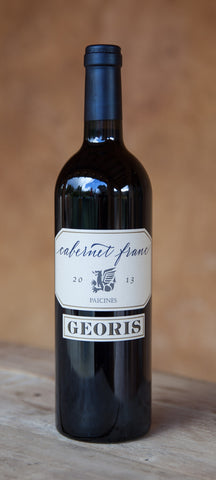 Georis Winery Cabernet Franc 2015