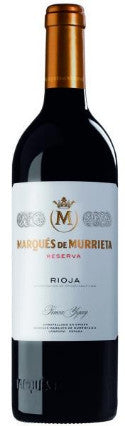 Marques de Murrieta Rioja Reserva 2013
