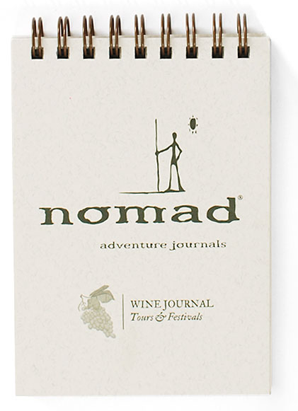 Nomad Wine Tours & Festivals Journal