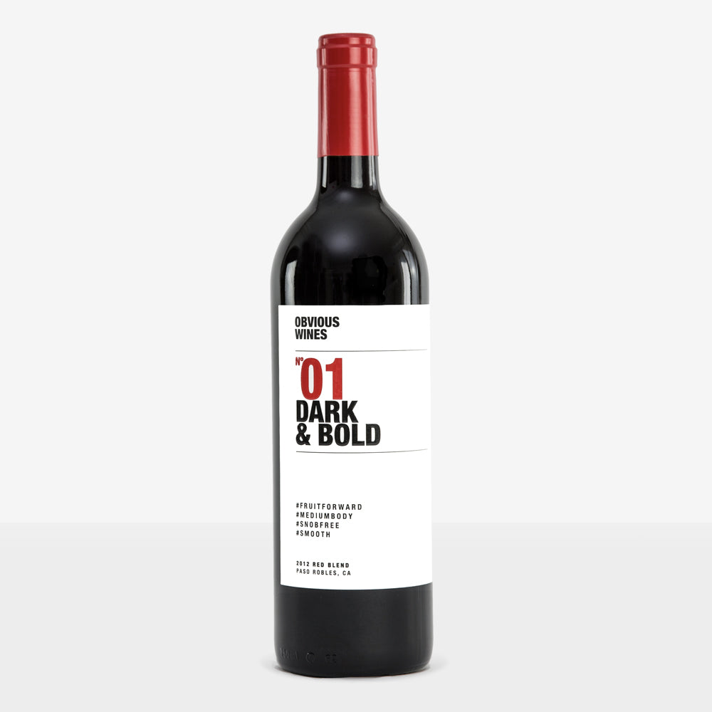 Obvious Wine No. 01 Dark & Bold 2016