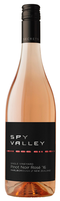 Spy Valley Rose of Pinot Noir 2016