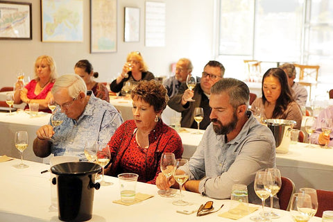 Introduction to Wine & Wine Tasting - Series 2: Tuesdays, October 9, 16 & 23, 2018; 6-9pm
