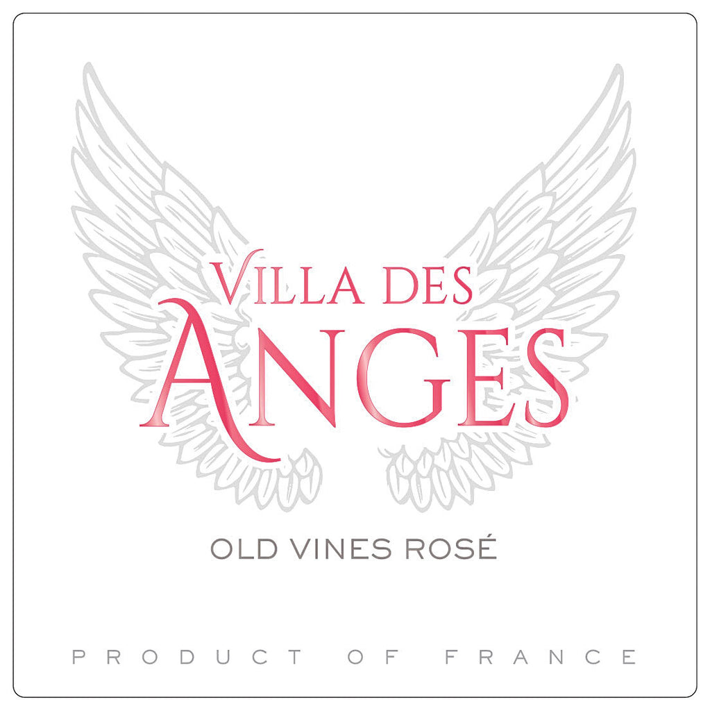 Villa des Anges Old Vine Rose 2017