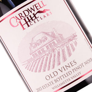 Cardwell Hill Estate Old Vine Reserve Pinot Noir 2014