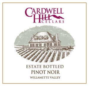 Cardwell Hill Estate Pinot Noir 2012