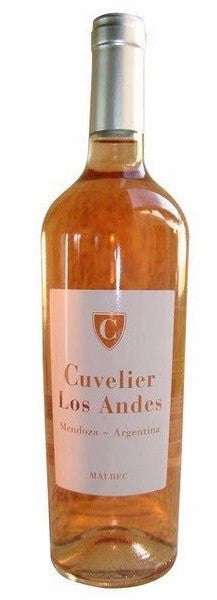 Cuvelier Los Andes Rose 2017